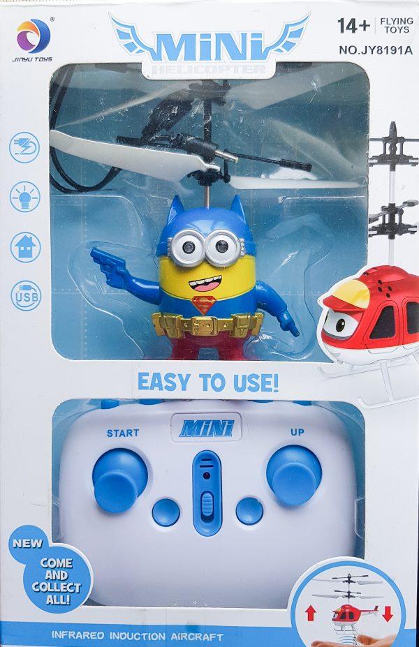 Mini Drone Minions Azul