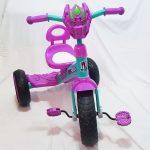 Triciclo robocope com Luz e Música