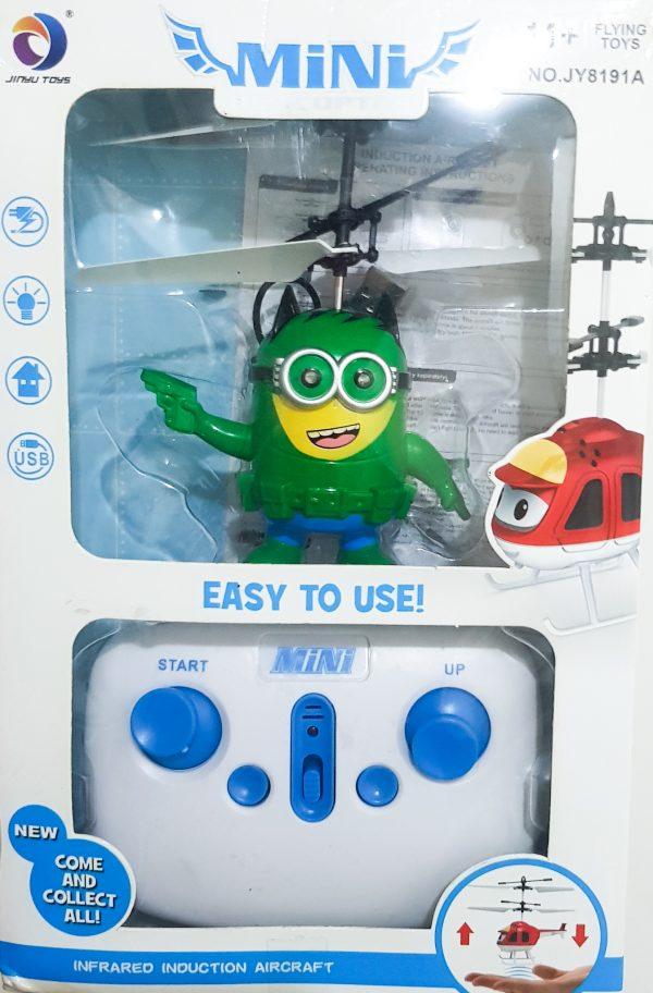 Mini Drone Minions Verde