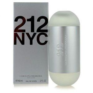 212 NYC CAROLINA HERRERA FOR WOMEN  50ml