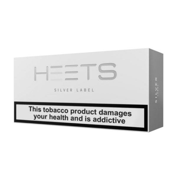 Cigarros Heets IQOS 3 Duo Silver Selection Maço de 20 Cigarros