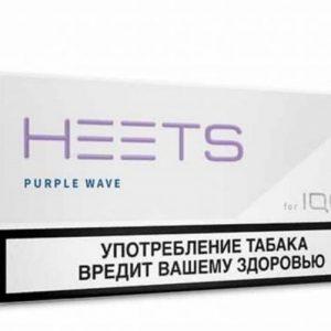Cigarros Heets para IQOS 3 Duo Purple Wave Volume de 200 Cigarros