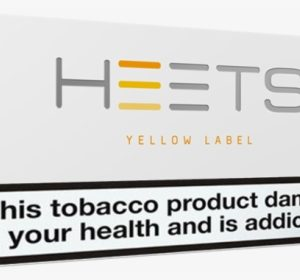 Cigarros Heets para IQOS 3 Duo Yellow Selection Maço de 20 Cigarros