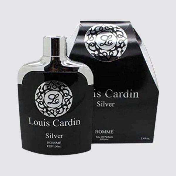 LOUIS CARDIN SILVER FOR MEN  100ml