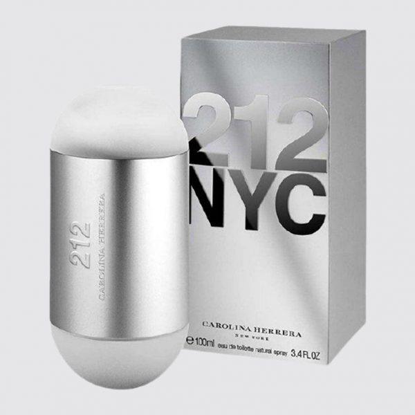 212 NYC CAROLINA HERRERA FOR WOMEN 100ml