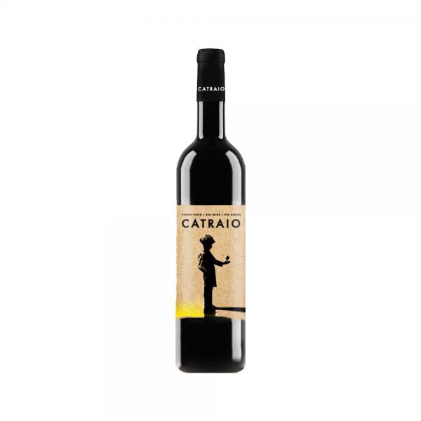 Vinho Catraio Tinto em Garrafa 750ml