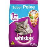 Whiskas sabor Peixe 10 k