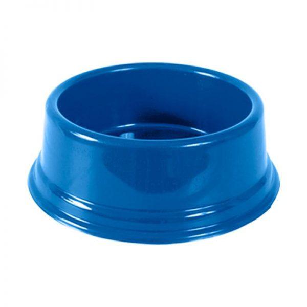 Comedouro de plástico anti-formiga  Azul
