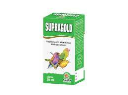 Suplemento Vitamínico Líquido Supragold 20ml