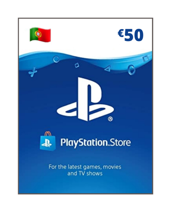 Playstation Network 50 Euros PT