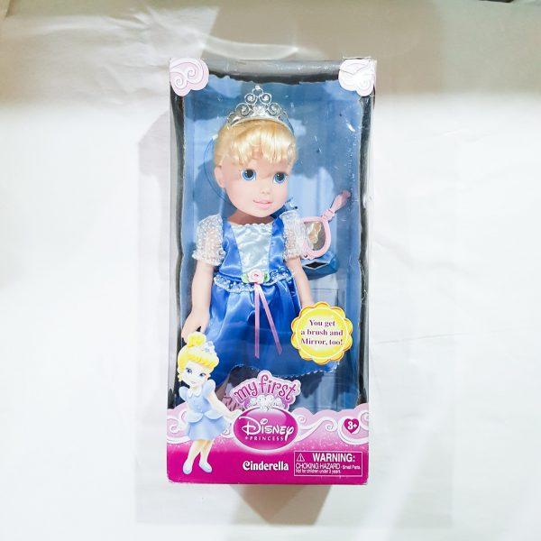 Princesas Disney em Bebê