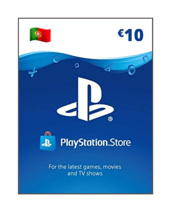 Playstation Network 10 Euros PT