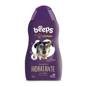 Shampoo Hidratante Beeps Para Cães 500ml