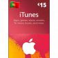 Apple Store & Itunes 15 Euros