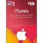Apple Store & Itunes 50 usd USA