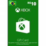 Cartão Xbox 10R$