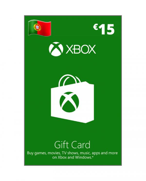 Xbox 15 euros PT