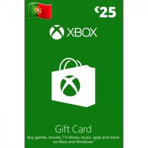 Xbox 25 euros PT