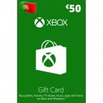 Cartão Xbox 50€
