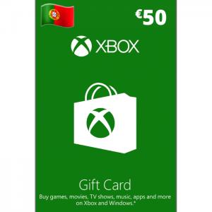 Xbox 50 euros PT