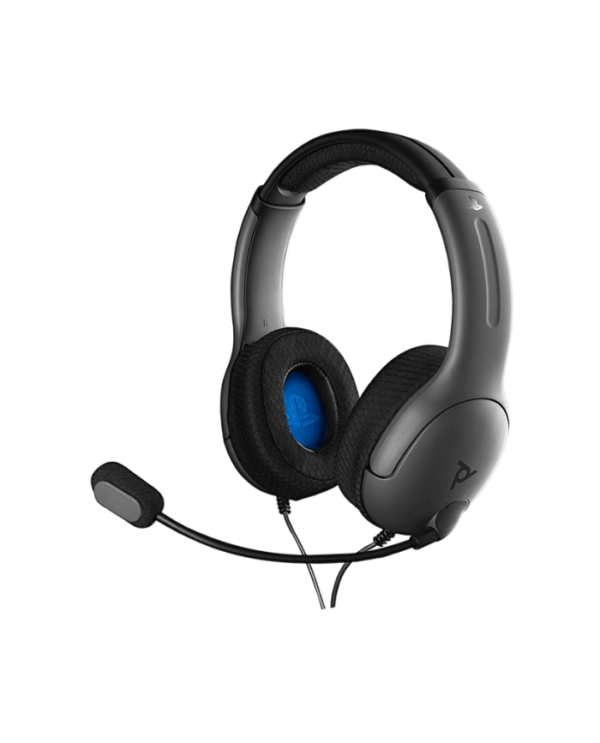 Headset PDP Gaming LVL40 Wired - Cinza