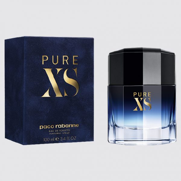 PACO RABANNE PURE XS FOR MEN. 100 ML