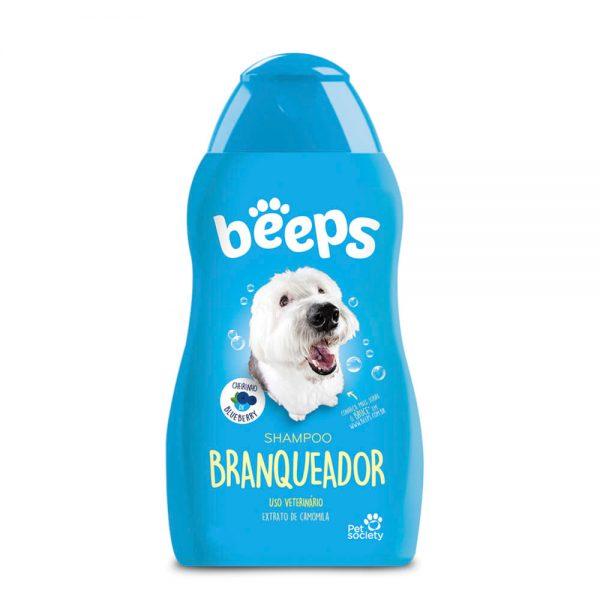 Shampoo Branqueador Beeps Para Cães  500ml