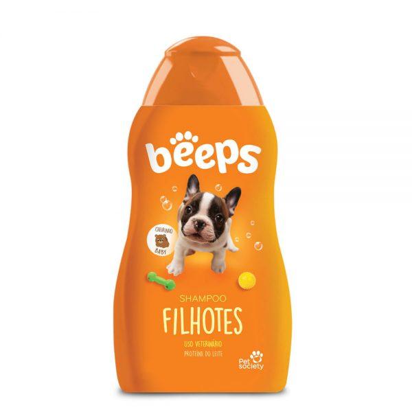 Shampoo Beeps Pra  filhote de Cães 500ml