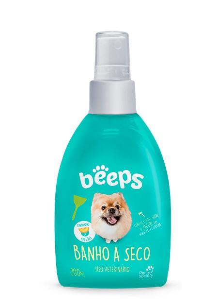 Gel de Banho Beeps a Seco Melão 200ml