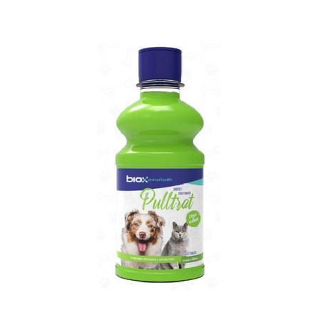 Shampoo e Condicionador Antipulgas Biox Pulltrat. 500ml