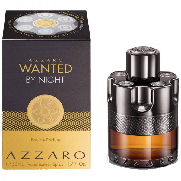 AZZARO WANTED BY NIGTH FOR MEN EDP 50 ML