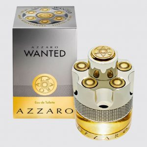 AZZARO WANTED FOR MEN EDT 100 ML