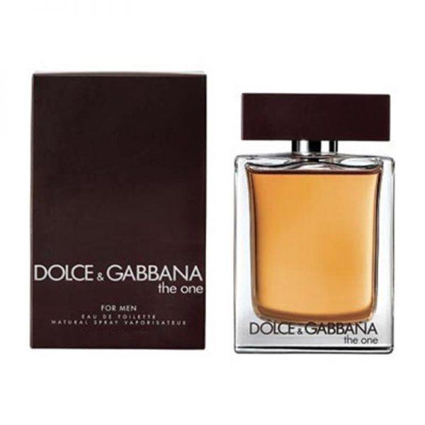 DOLCE GABBANA THE ONE FOR MEN EDT 50 ML