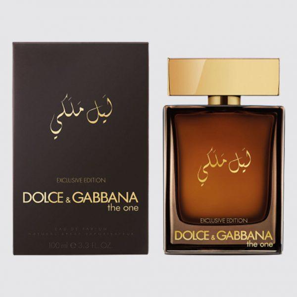 DOLCE GABBANA THE ONE ROYAL NIGHT FOR MEN EDP 100 ML