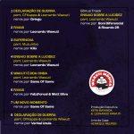 Keita Mayanda – Contracapa – 8 Momentos Remixados