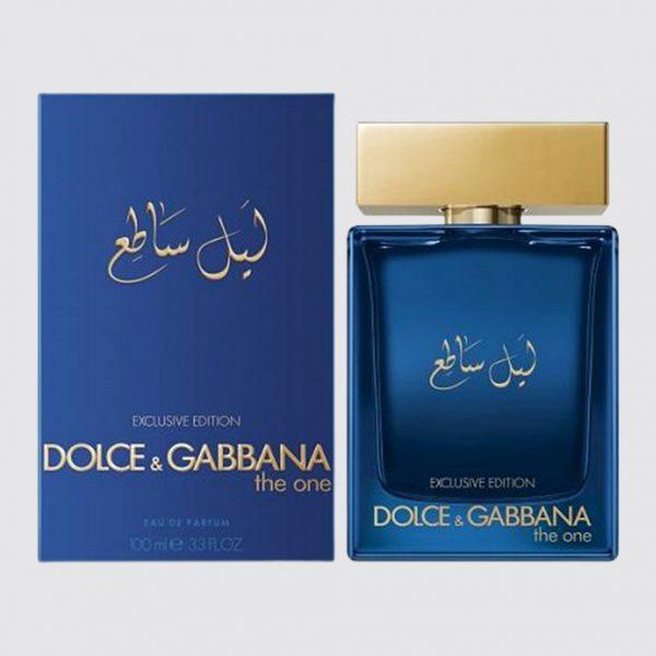 DOLCE GABBANA THE ONE LUMINOUS NIGHT FOR MEN EDP 100 ML