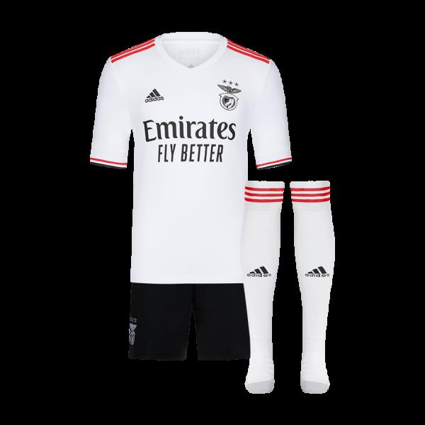 Calções Principais Benfica 2021 2022