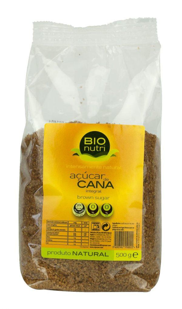 BIONUTRI ACUCAR DE CANA 12X500G