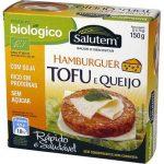 hamburguer tofu e queijo